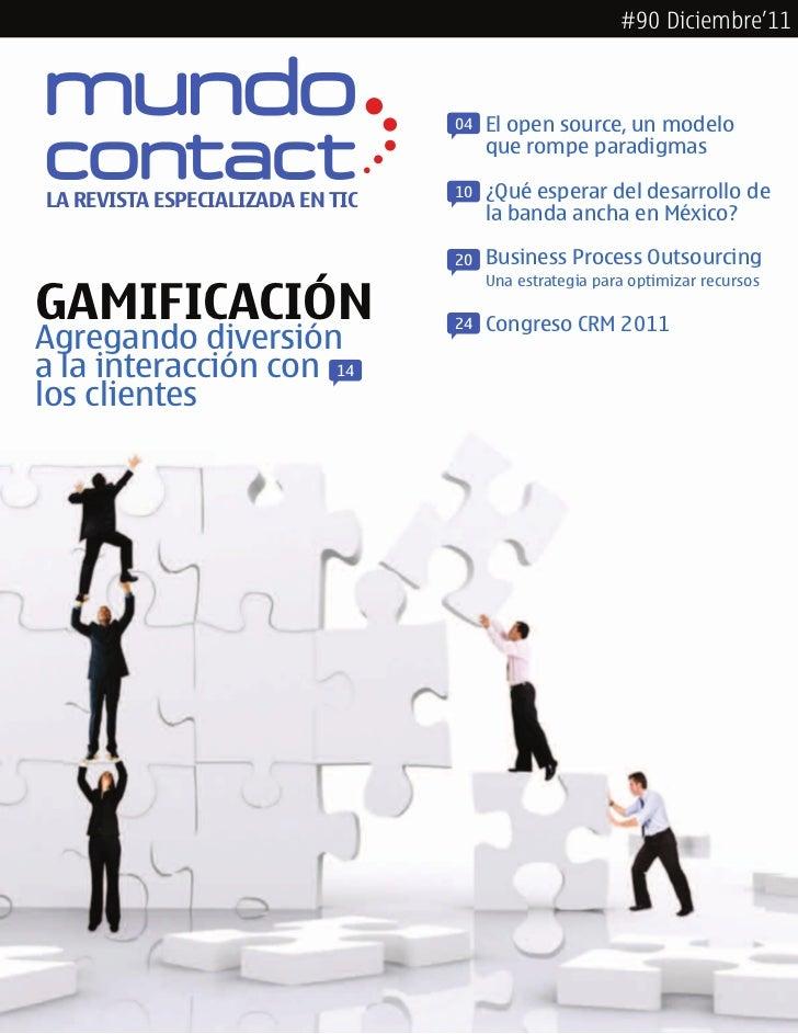 Revista Mundo Contact Diciembre 2011