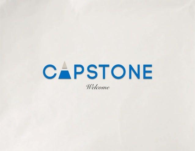 MCA Online Prezo / Capstone Presentation (Emerson College)