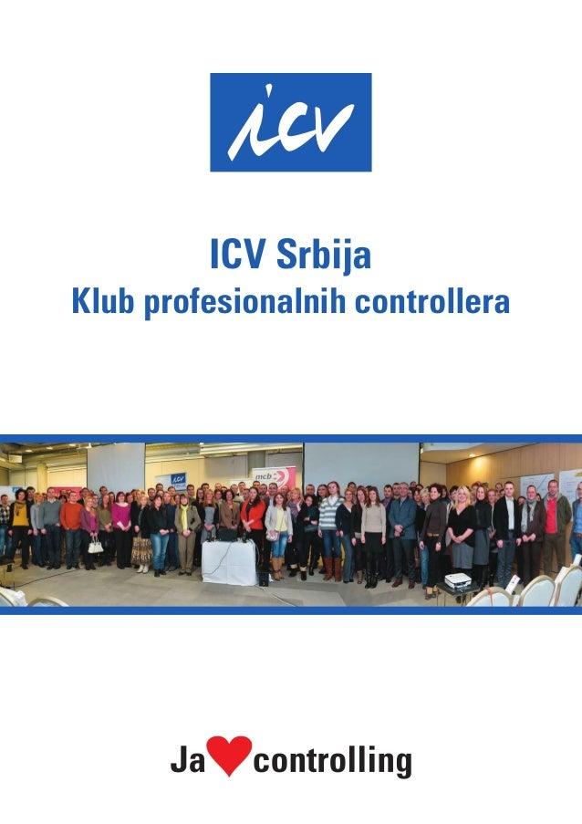 ICV Srbija Klub profesionalnih controllera