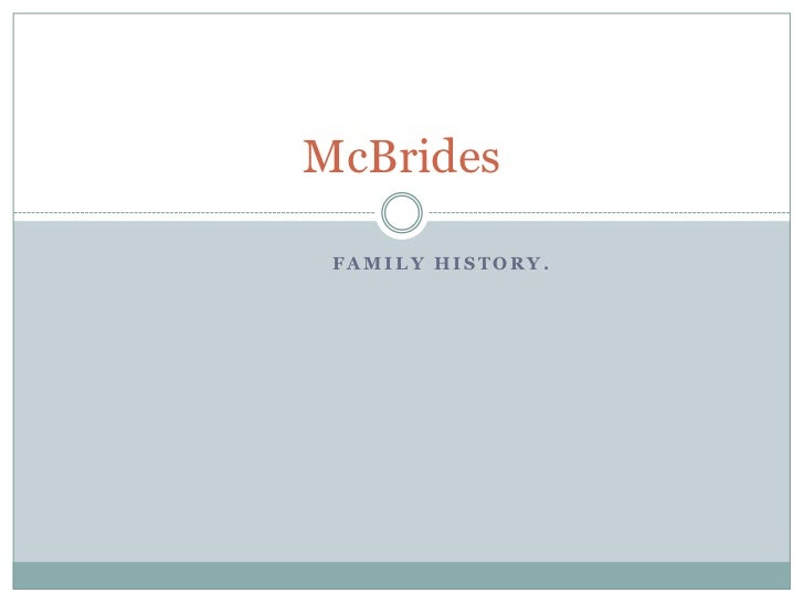 Mc brides powerpoint-term 1-2012