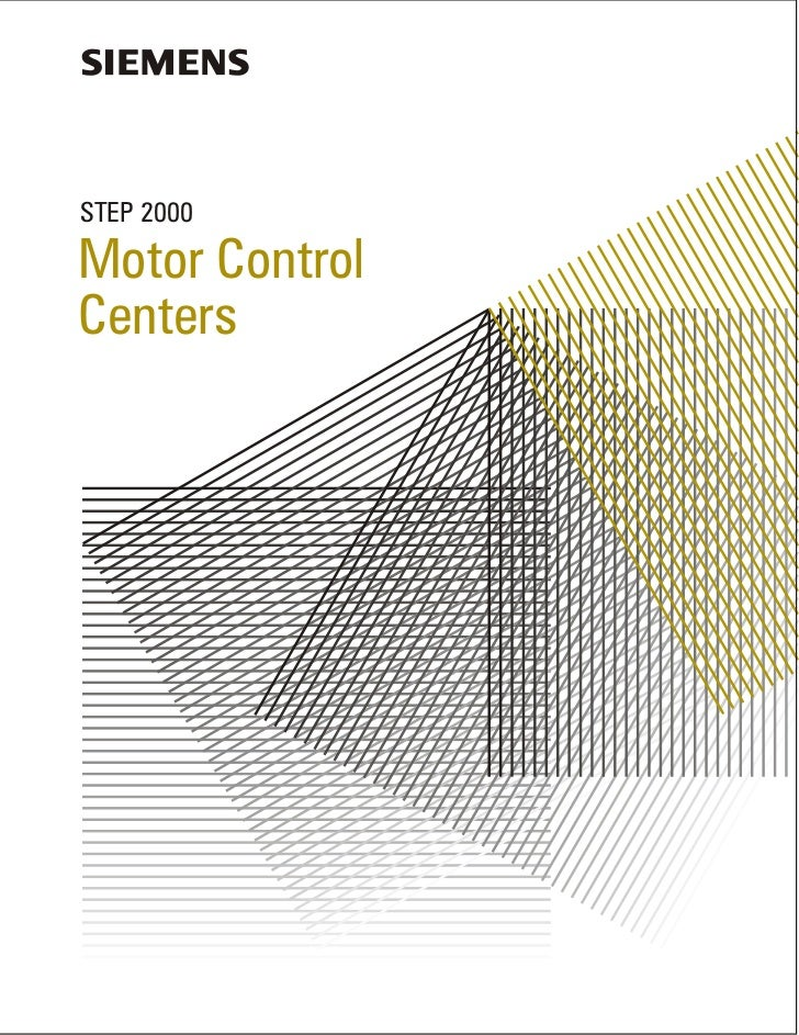 STEP 2000Motor ControlCenters