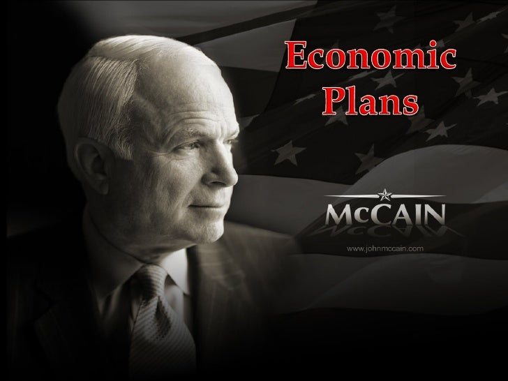 Mccain Economics
