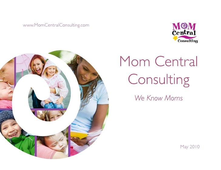 Mom Central Consulting Capes Deck