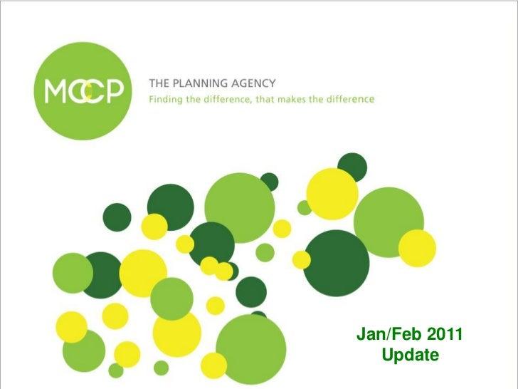 MCCP Trendstream January-February Update