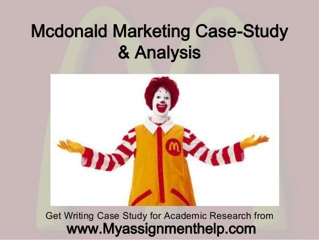 mcdonalds advertising analysis essays