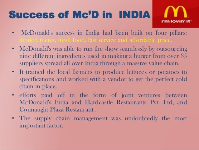 mc donald's and hindu culture No all-beef patties sizzle at the packed mcdonald's restaurant that opened last   made to show respect for the hindu majority's reverence for the cow  in a poor  country from what critics consider an alien culture of junk food,.
