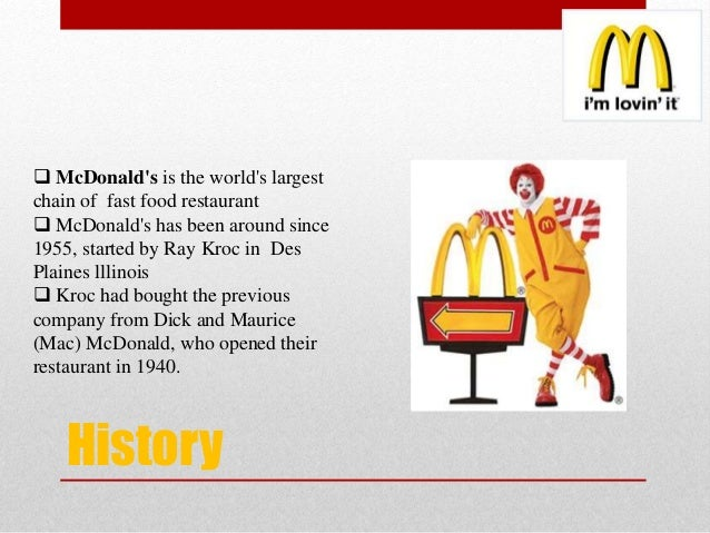 mcdonald s case study business policy and Mcdonald's apparently lost the case,  his business after his favorite  list of links to news articles about mcdonald's, including coverage of legal cases,.