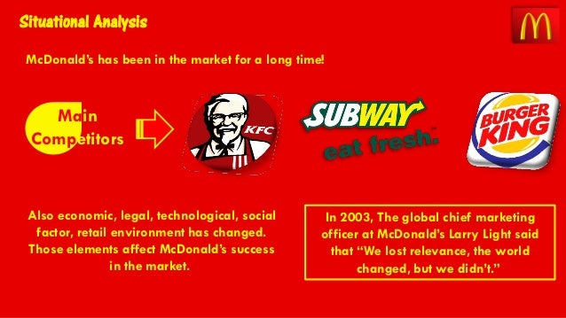 an analysis of international success of mcdonalds Part of the international business commons, and the liberal  an analysis of the   found success with the help of new management, and by  many french  businesses copied the mcdonald's model very early on and made.