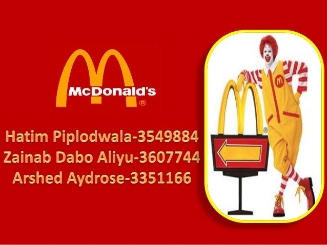 mcdonald s pricing strategy for a new Mcdonald's: pricing strategy for a new product essay sample the pricing strategy for a new product should be developed so that the desired impact on the market is achieved while the emergence of competition is discouraged.