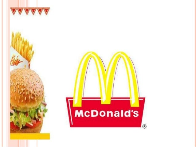 WELCOME TO THE WORLD OF McDonald's