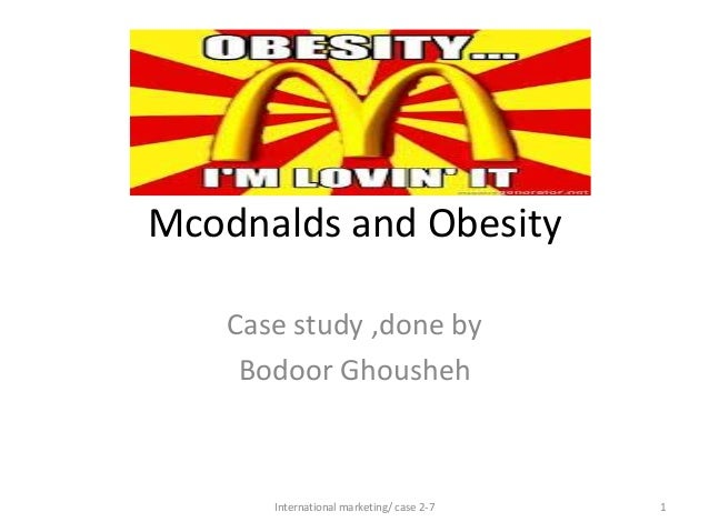mc d case study Australian food industry levels of operation multinational business franchise agreements 2/3 by individual businessmen and women mcdonald's australia limited with.