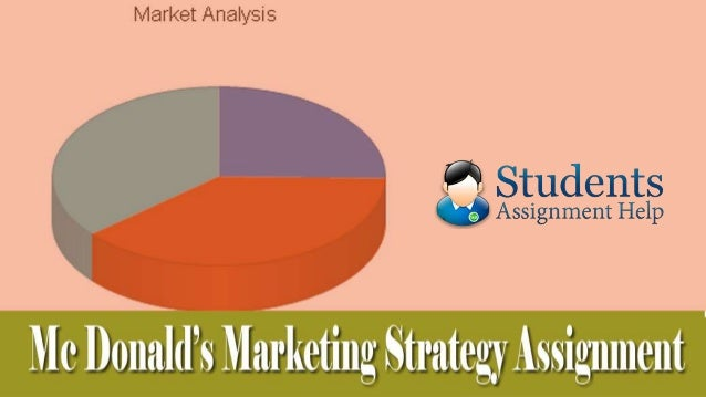 Marketing strategy assignment