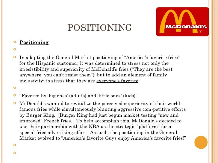 """controlling strategies of mcdonalds Mcdonald's is using their """"healthy"""" products and active lifestyle campaigns as a defense mechanism they are trying to dispel the image they have right now, and also prevent future lawsuits."""