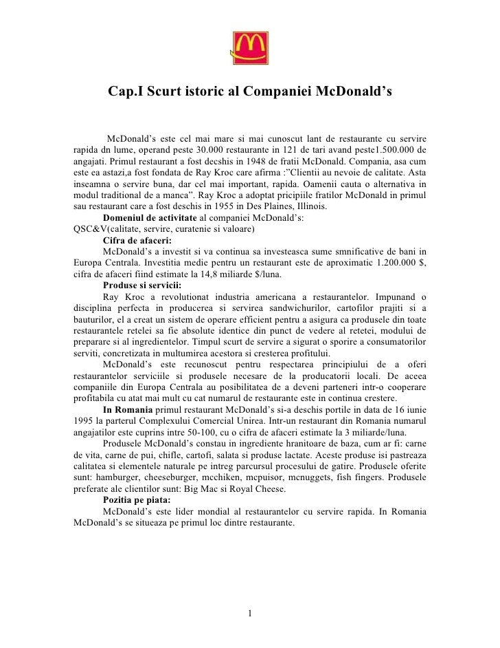 Mcdonaldsproject 101121103237-phpapp02