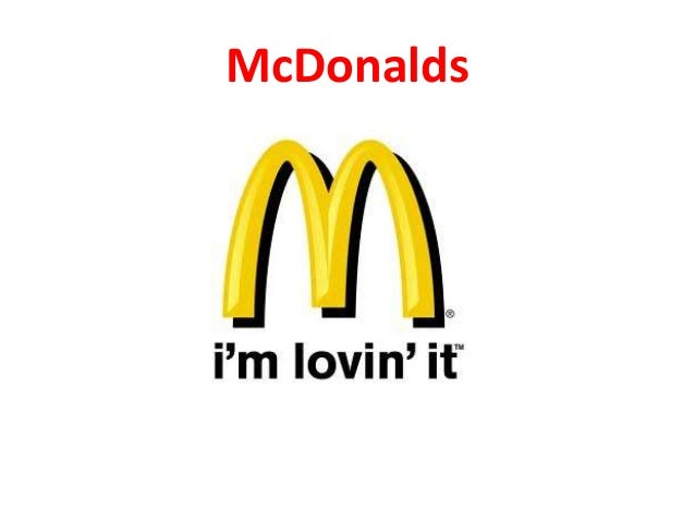 mcdonalds research paper You are leaving the mcdonald's corporation web site for a site that is controlled by a third party, not affiliated with mcdonald's the content and policies.