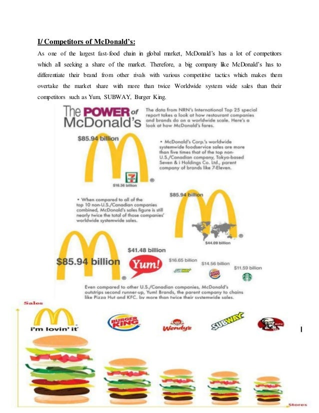 mcdonald case study marketing Marketline case study mcdonald's corporation case study its marketing and publicity efforts have made it one of the world's most valuable brands.