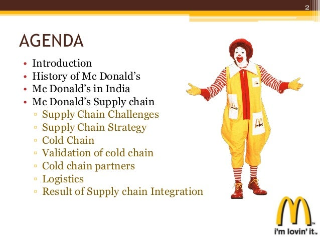 mis case study of mcdonalds Mis case study: ch 7 database woes plague homeland security and law enforcement 1 it is important to connect as much of the data in.