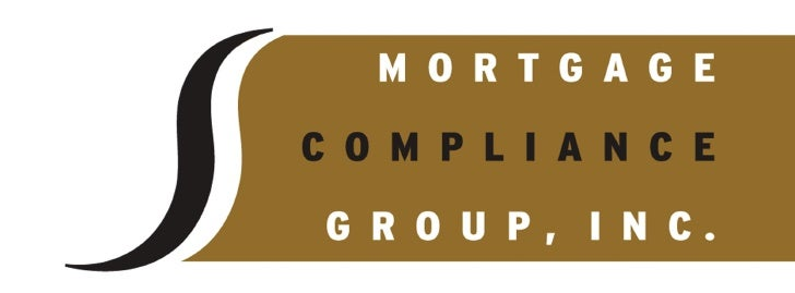 Mortgage Compliance Group