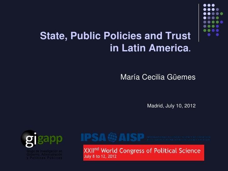 Cecilia Guemes ipsa2012