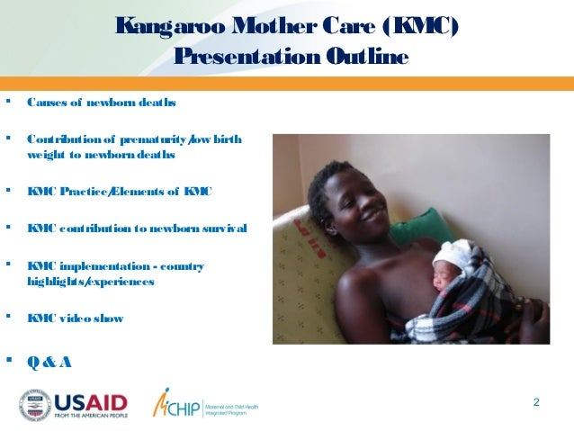 components of kangaroo mother care The components of the kangaroo mother care (kmc) intervention, their rational bases, and their current uses in low-, middle-, and high-income countries are described kmc was started in 1978 in bogota´ (colombia) in response to.