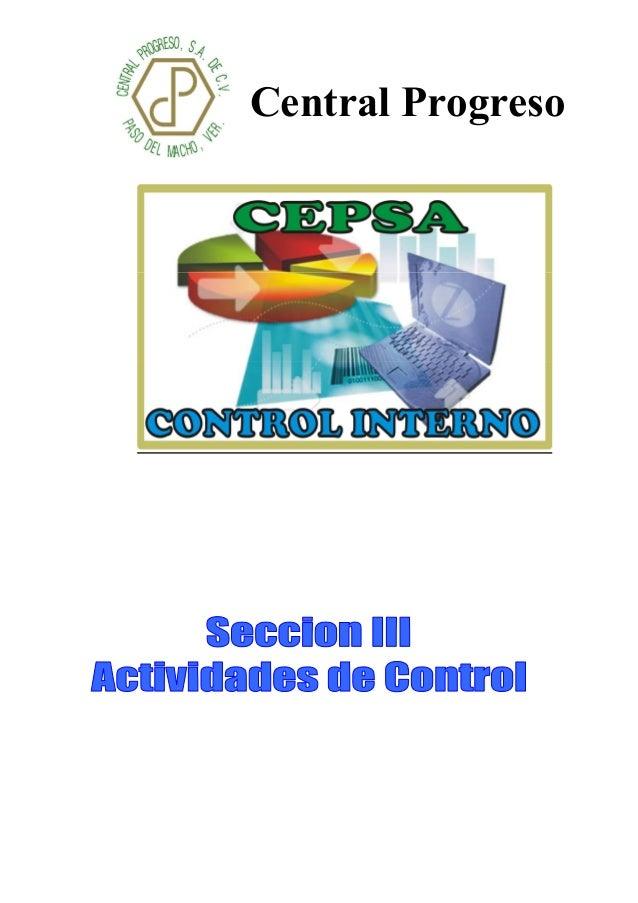 Central Progreso