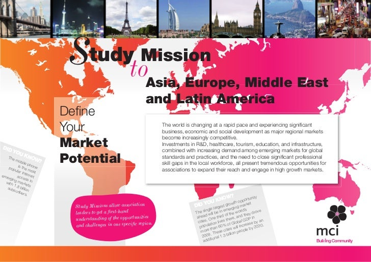 s      tudy Mission                                                       toAsia, Europe, Middle East                     ...