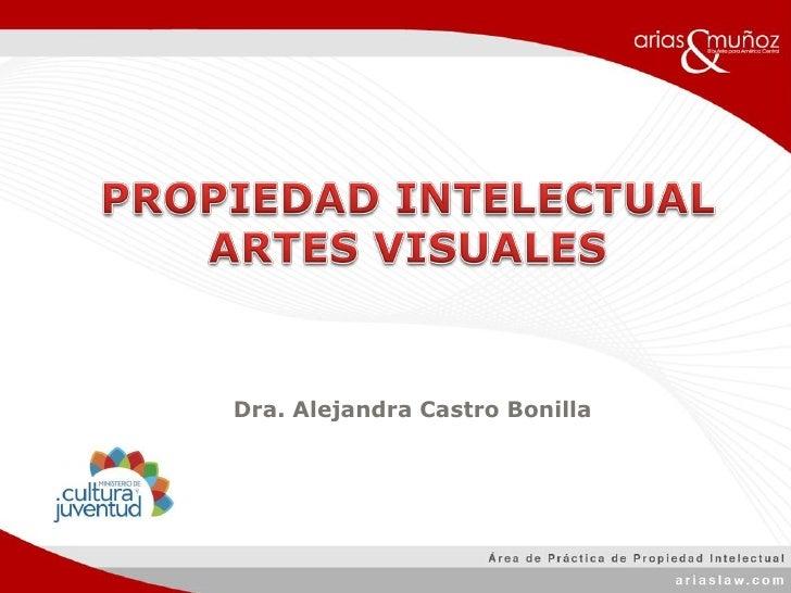 Dra. Alejandra Castro Bonilla