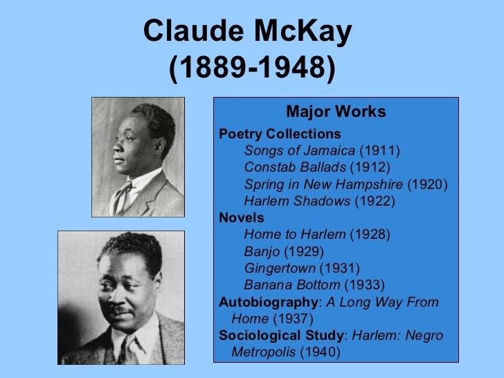 america by claude mckay analysis essay