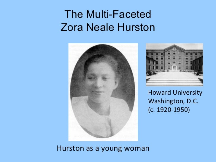 life and contributions of zora neale hurston to the black community Zora neale hurston was considered a leading contributor to the harlem  she  had written an autobiography, four novels, and two books of folklore during her   warm and folksy and as evidence of racial health in the black community.