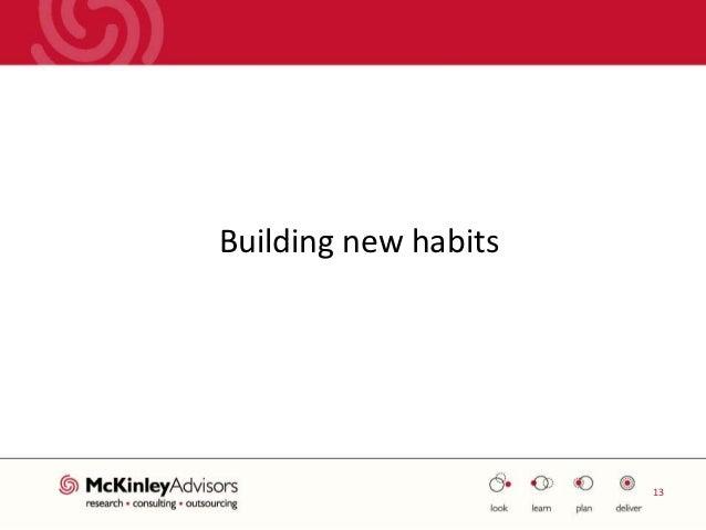 12 13 Building New Habits 13