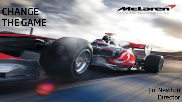 McLaren Applied Technologies - Fjord Kitchen