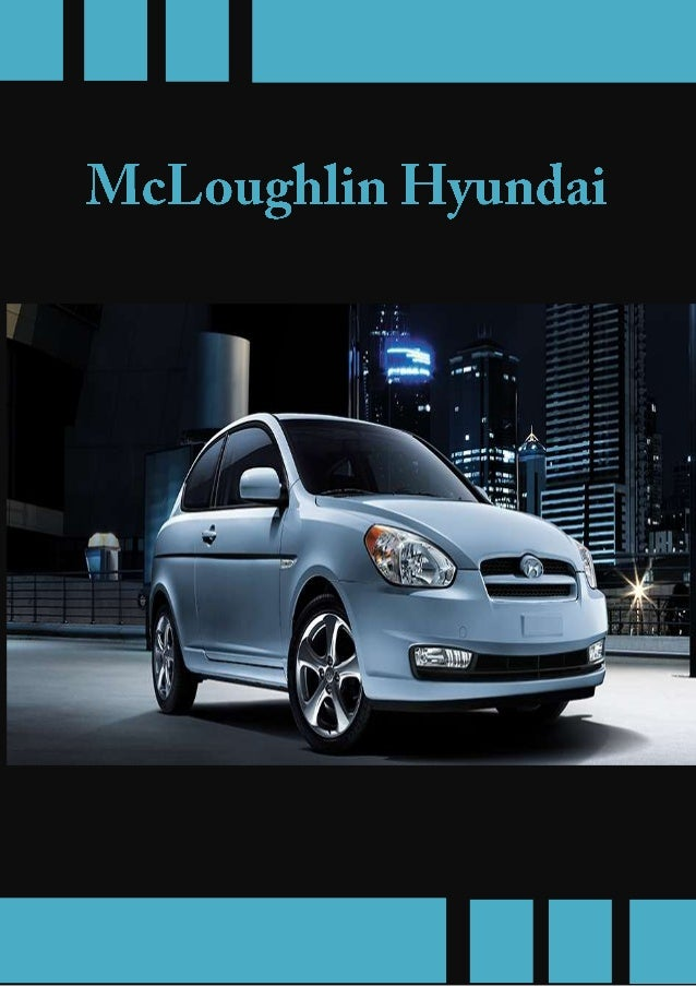 The category of safety listed vehicles of Hyundai