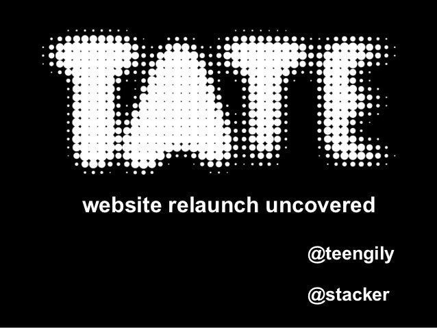 website relaunch uncovered                   @teengily                   @stacker