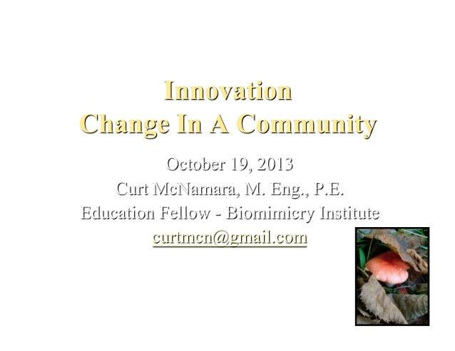 Mc namara.innovation productcamp