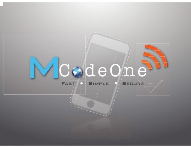 MCodeOneFast Simple Secure