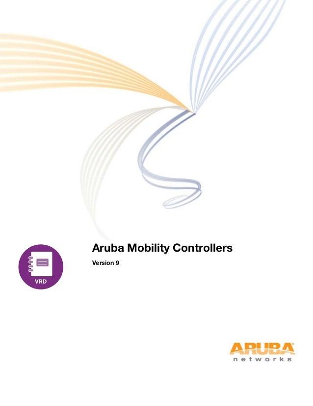 Aruba Mobility Controllers