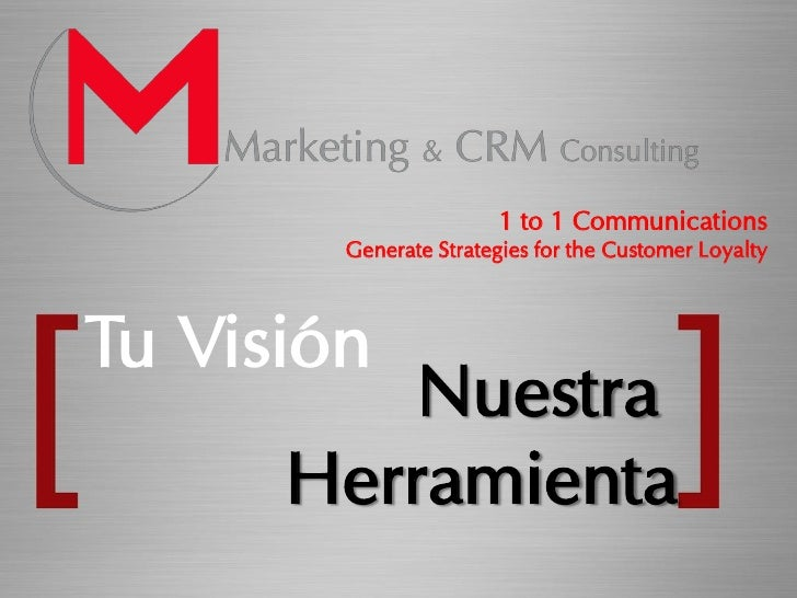 Mcrm Consulting B Proposal Gelbe2009