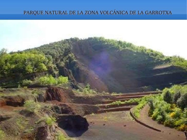 Parque Natural de la Zona Volcanica de la Garrotxa