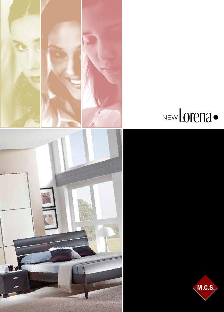 Lorena NEW              M.C.S.