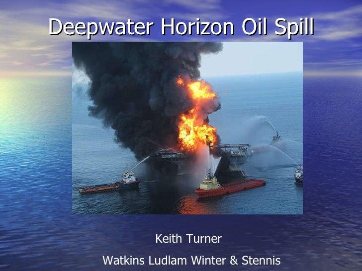 MCSOL CLE Oil Spill Presentation