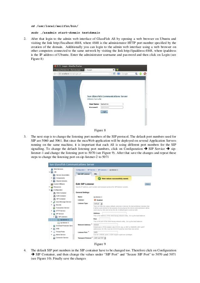 Medooze MCU Video Multiconference Server Installation and configurati�