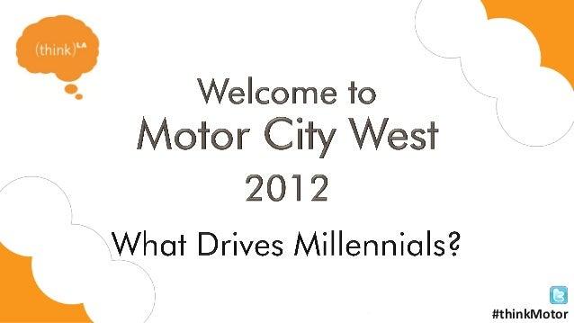 Motor City West 2012 Justin Choi Presentation