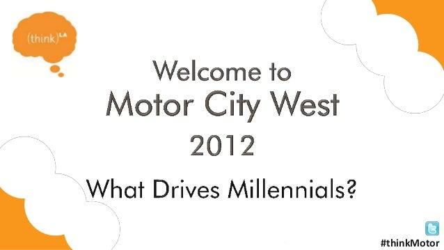 thinkLA Motor City West 2012 - Rick Wainschel