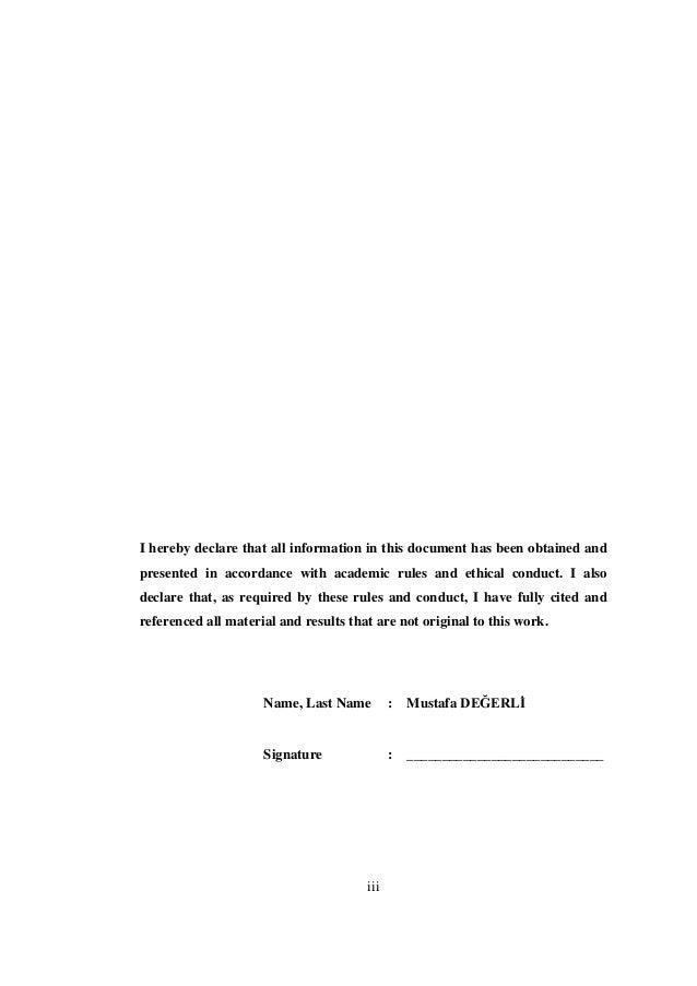 Empirical master thesis