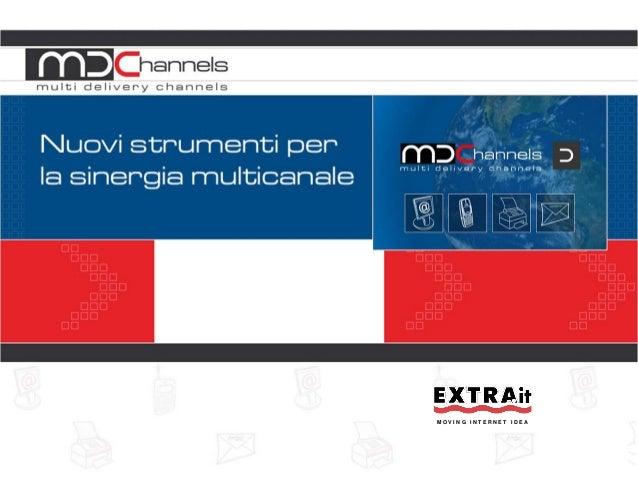 MDChannels piattaforma multicanale
