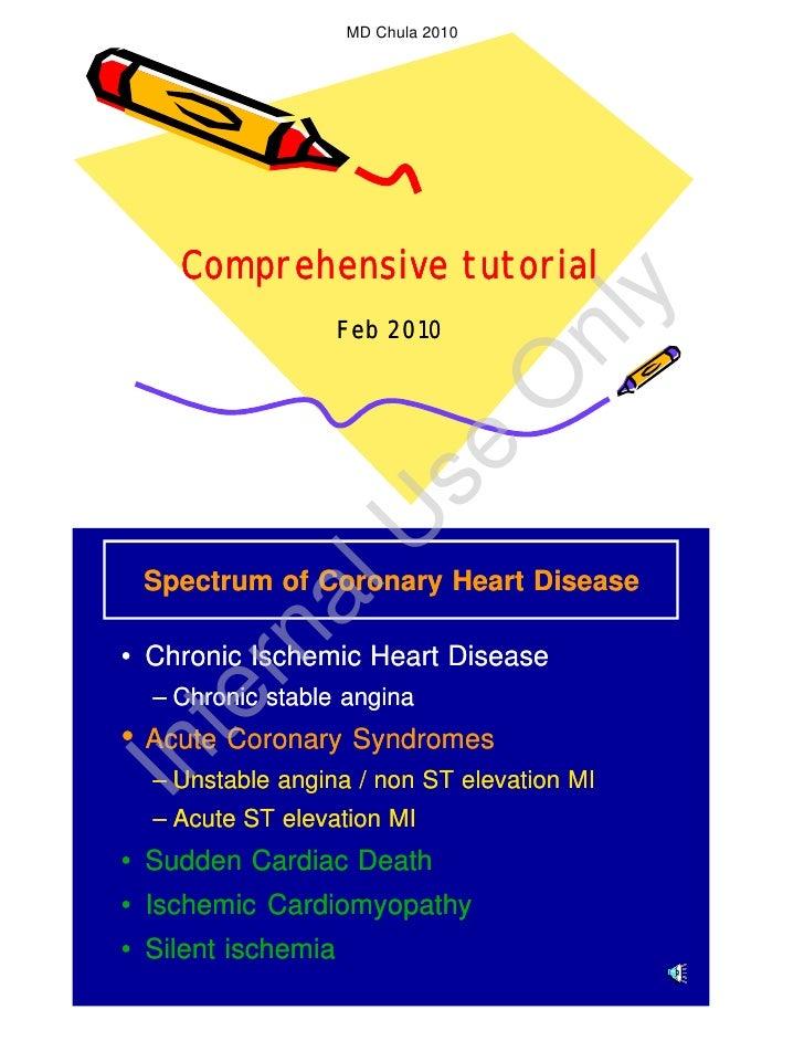 MD Chula 2010           Comprehensive tutorial                                            y                     Feb 2010  ...