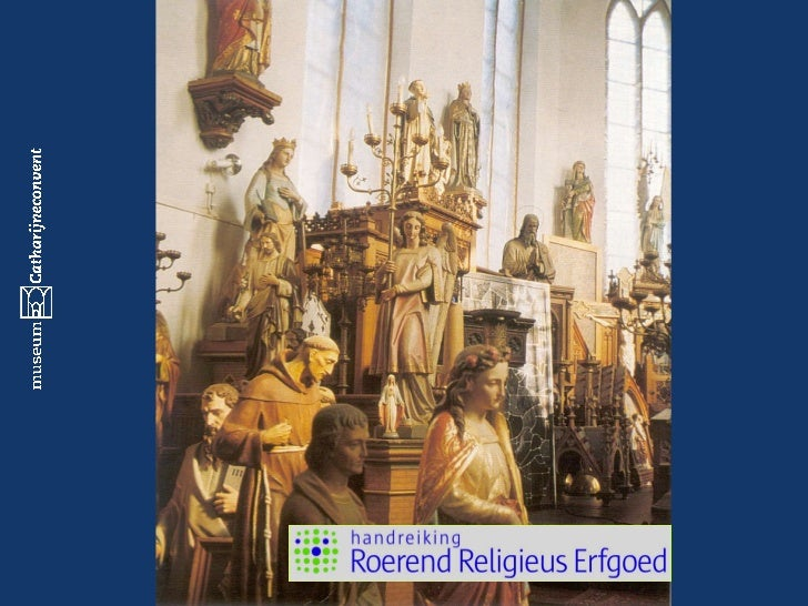 De Handreiking Roerend Religieus Erfgoed in Nederland