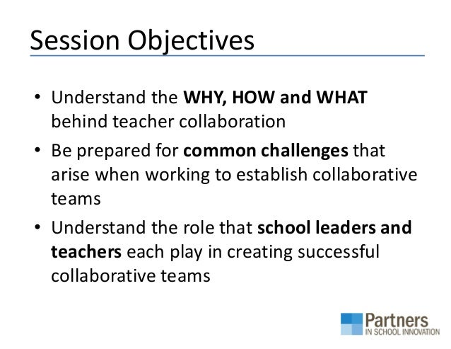 Collaborative Teaching Roles And Responsibilities ~ Concrete steps to transform teacher collaboration for