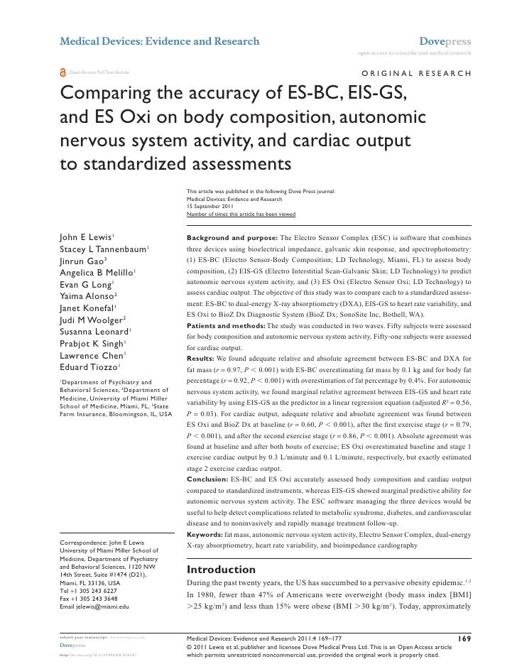 ESO system, ES-BC system and EIS-GS system - Miami University study