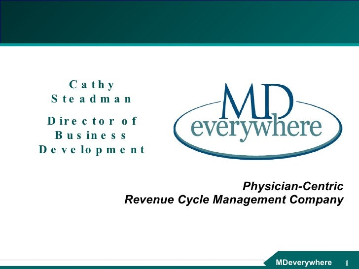 Mdeverywhere\'s solution for Hospitalists
